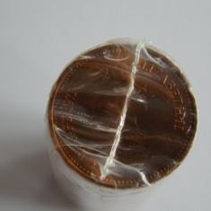 Fisic monede 1/2 penny -1971 Anglia -862 - Moneda Romania