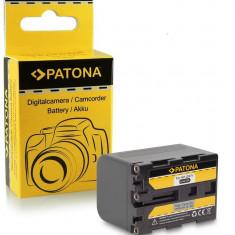 Acumulator pt Sony NP-QM71, NP-FM71, NP-QM70, NP-FM70, marca Patona - Baterie Camera Video