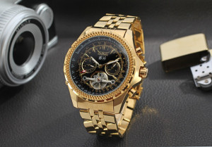 Ceas Luxury Casual Full Automatic Jaragar Tourbillon Navigator 2018 Barbati