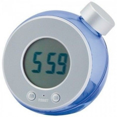 Ceas Electronic ECO - Functioneaza cu APA - Ceas led
