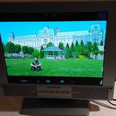 TV LCD 15 INCH NORDMENDE CU MICI PROBLEME LA DISPLAY ALIMENTARE 12V - Televizor LCD, Sub 48 cm, HD Ready, Scart: 1, VGA: 1