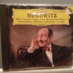 V.HOROWITZ - BACH/CHOPIN(1985/Deutsche Grammophon/RFG) - CD ORIGINAL/Sigilat/Nou - Muzica Clasica universal records