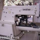 Masina de cusut nasturi Brother