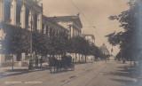 BUCURESTI  UNIVERSITATEA  TRASURA    STARE  BUNA, Necirculata, Fotografie, Printata