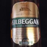 Kilbeggan Irish Whiskey 40% alc. 1 Litru/orig.Irlanda