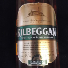 Kilbeggan Irish Whiskey 40% alc. 1 Litru/orig.Irlanda - Whisky
