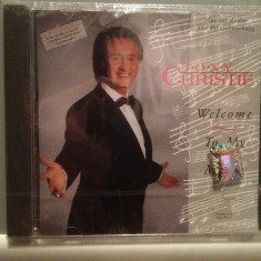 TONY CHRISTIE - WELCOME TO MY MUSIC (1991/BMG REC/RFG) - CD ORIGINAL/Sigilat/Nou - Muzica Pop ariola
