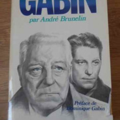Gabin - Andre Brunelin, 392666 - Carte in franceza