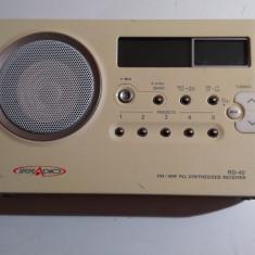 RADIO DIGITAL PORTABIL IRRADIO CU DEFECT - Aparat radio