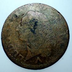1.096 FRANTA LUDOVIC XVI 1 SOL 1774 1790 - Moneda Medievala, Europa