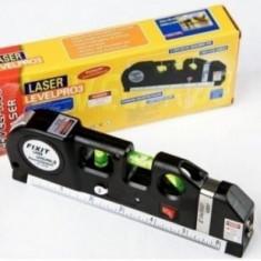 Ruleta Level Pro 3 - Nivela cu laser - Ruleta masura