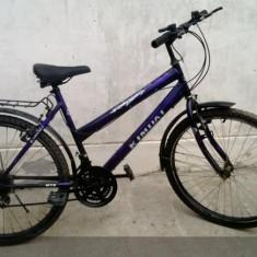 Bicicleta mounting bike Kimday - Mountain Bike Nespecificat, 27.5 inch, 18 inch, Numar viteze: 9