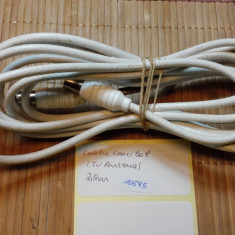 Cablu Coaxial (TV Antena) 2, 5 m (10595), Alte cabluri TV