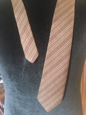 6383adb3838a Cravata GINO PILATI matase, Maro   Okazii.ro