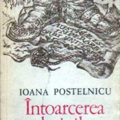 Intoarcerea vlasinilor - Autor(i): Ioana Postelnicu