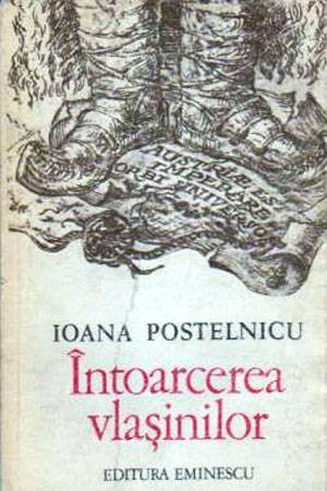 Intoarcerea vlasinilor - Autor(i): Ioana Postelnicu foto mare