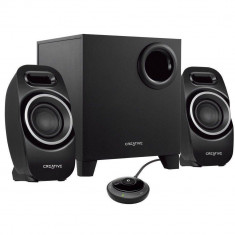 Sistem Audio 2.1 Creative T3250 W Bluetooth Black - Boxe PC