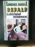 Lawrence Durrell - Cefalu - Labirintul intunecat (Editura Univers, 1993)