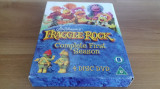 FRAGGLE ROCK - COMPLETE FIRST SEASON - 24 Ep  - DVD [A,B,C], Comedie, Engleza