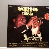 LOUIS ARMSTRONG - SATCHMO -2LP SET (1974/MCA REC/RFG) - Vinil/Vinyl/IMPECABIL