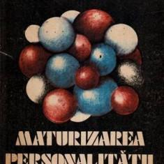 Maturizarea personalitatii - Autor(i): Tiberiu Rudica - Carte Psihologie