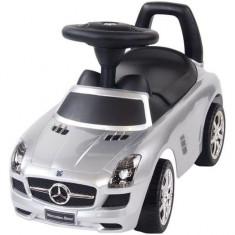 Masinuta Mercedes Plus - Sun Baby - Gri - Masinuta electrica copii