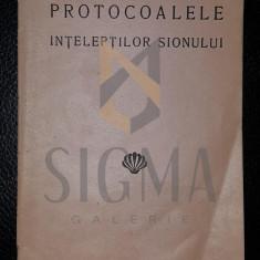 PROTOCOALELE INTELEPTILOR SIONULUI, 1923 - Carte de colectie