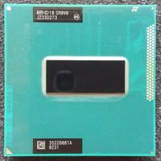Procesor laptop Intel Core i7-3632QM 3.2GHz G2 Socket ivy bridge, Intel 3rd gen Core i7