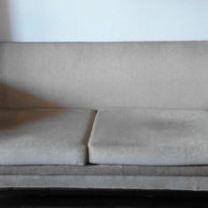 Set canapea extensibila si 2 fotolii premium - Set mobila living