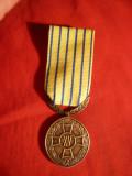 Medalie 15 Ani in Serviciul Militar - Rasplata Serviciilor Militare -dupa 1990