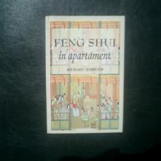 Feng Shui in apartament - Ricahrd Webster - Carte amenajari interioare