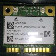 Placa retea laptop wireless Atheros 802.11bgn + BT 4.0 Asus