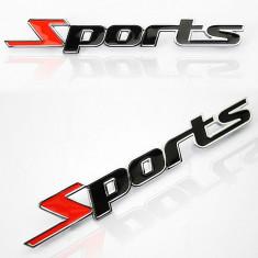 EMBLEMA embleme SIGLA sigle AUTO de vanzare SPORT marca sports TUNING ieftin - Embleme auto, Universal