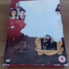 Friends - The complete second series - 18ep - DVD [A, B, cad] - Film serial, Drama, Engleza