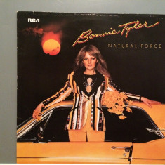 BONNIE TYLER - NATURAL FORCE (1978/RCA REC/RFG) - Vinil/Vinyl/IMPECABIL(NM) - Muzica Pop rca records