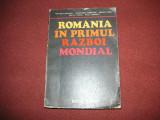 Victor Atanasiu - Romania in primul razboi mondial