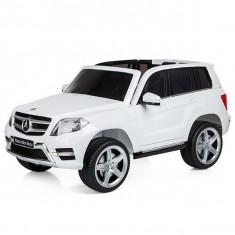 Masinuta electrica Chipolino SUV Mercedes Benz GLK350 White - Masinuta electrica copii
