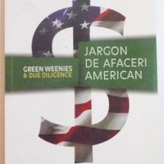 JARGON DE AFACERI AMERICAN de RON STURGEON, 2010 - Carte Marketing