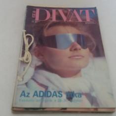 LOT 7 REVISTE MODĂ DIVAT/1989/ NU AU TIPARE - Revista moda