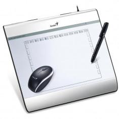 GRAPHIC TABLET GENIUS MOUSEPEN I608X - Stikere Moto