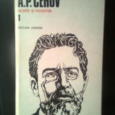 A.P. Cehov - Opere 1. Schite si povestiri (Editura Univers, 1986) - Nuvela