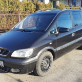 OPEL Zafira de vanzare - intretinuta de mecanic, An Fabricatie: 2001, Motorina/Diesel, 299455 km, 1800 cmc