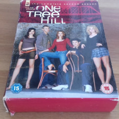 One tree hill - The complete second season - 22 ep - DVD [A, B, C] - Film serial, Drama, Engleza