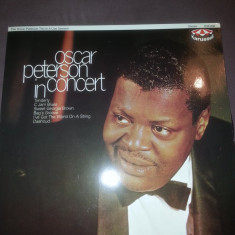Oscar Peterson-Oscar Peterson Trio In Concert- Karussell 1969 Ger vinil vinyl - Muzica Jazz