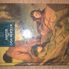 F.M. Dostoievski - Amintiri din Casa mortilor (Editura PRO, 1995) - Roman