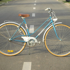 Bicicleta dama - Albatros, 21 inch, 28 inch, Numar viteze: 3