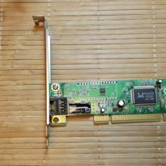 Placa Retea CN-D30TXL PCI (10556) - Placa de retea, Intern