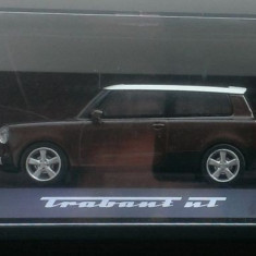 Macheta Trabant NT - Herpa 1/43 - Macheta auto