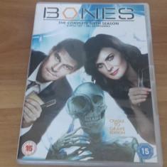 BONES - The complete Sixth Season - 23 Ep - DVD [A, B, C] - Film serial, Crima, Engleza