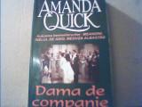 Amanda Quick - DAMA DE COMPANIE { 2004 }